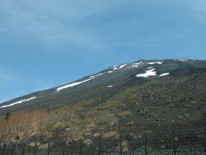 富士山(新五合目)