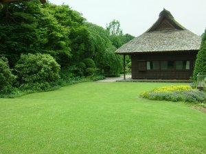 秩父宮記念公園(母屋)